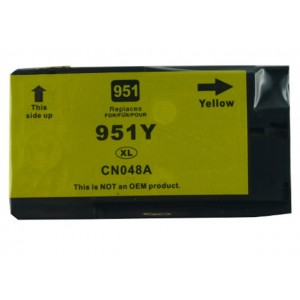 HP 951 XL YELLOW Compatible